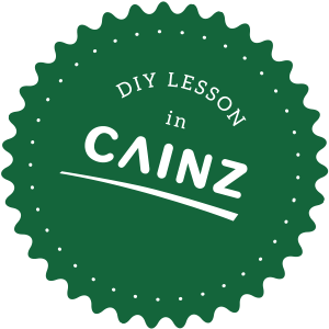 DIY LESSON in CAINZ