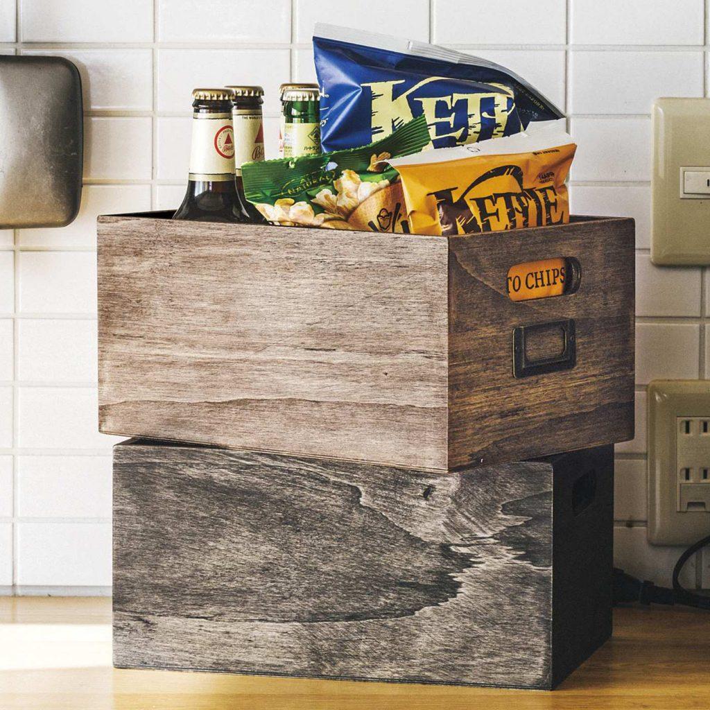 世界にひとつの木箱をつくろう!