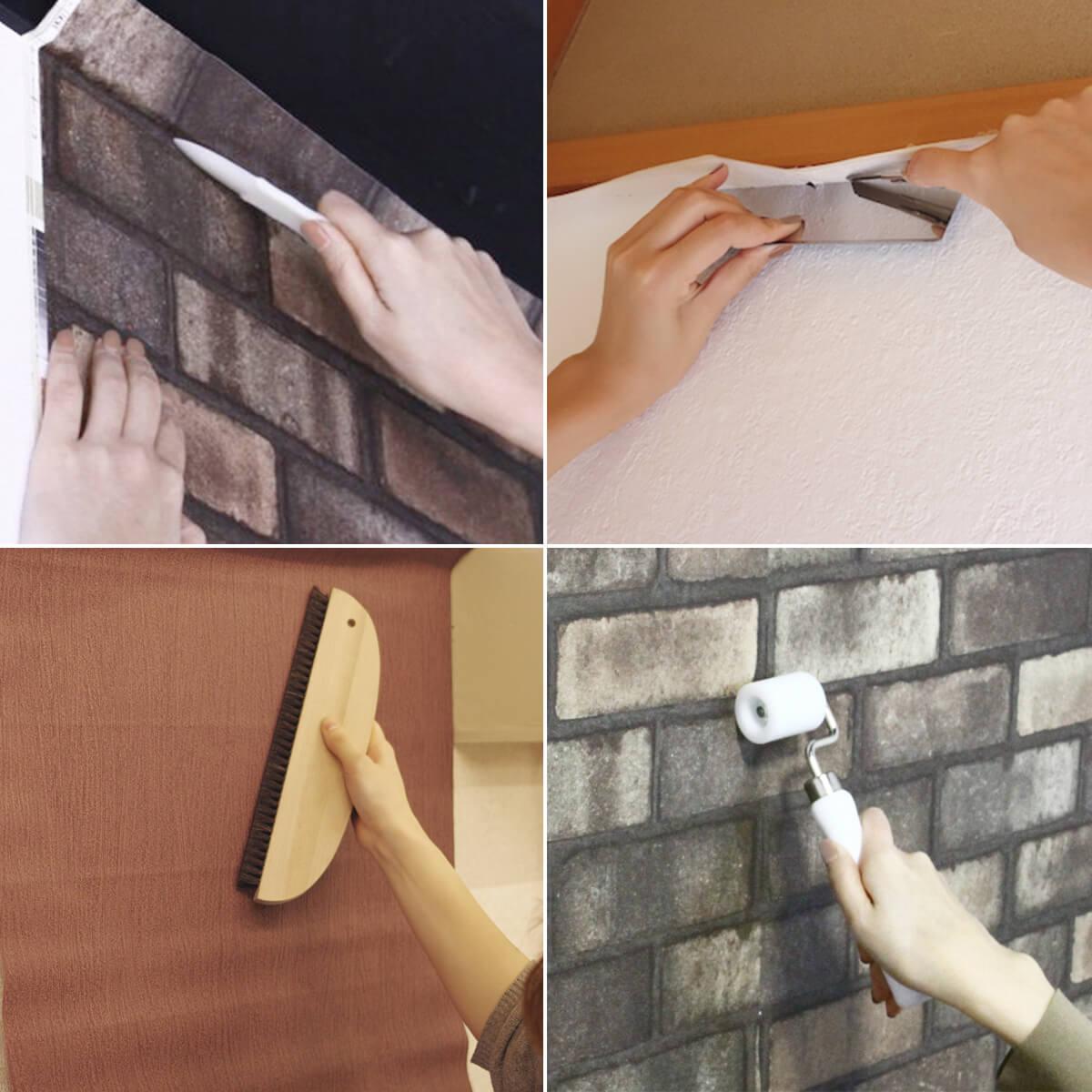 壁紙施工セット