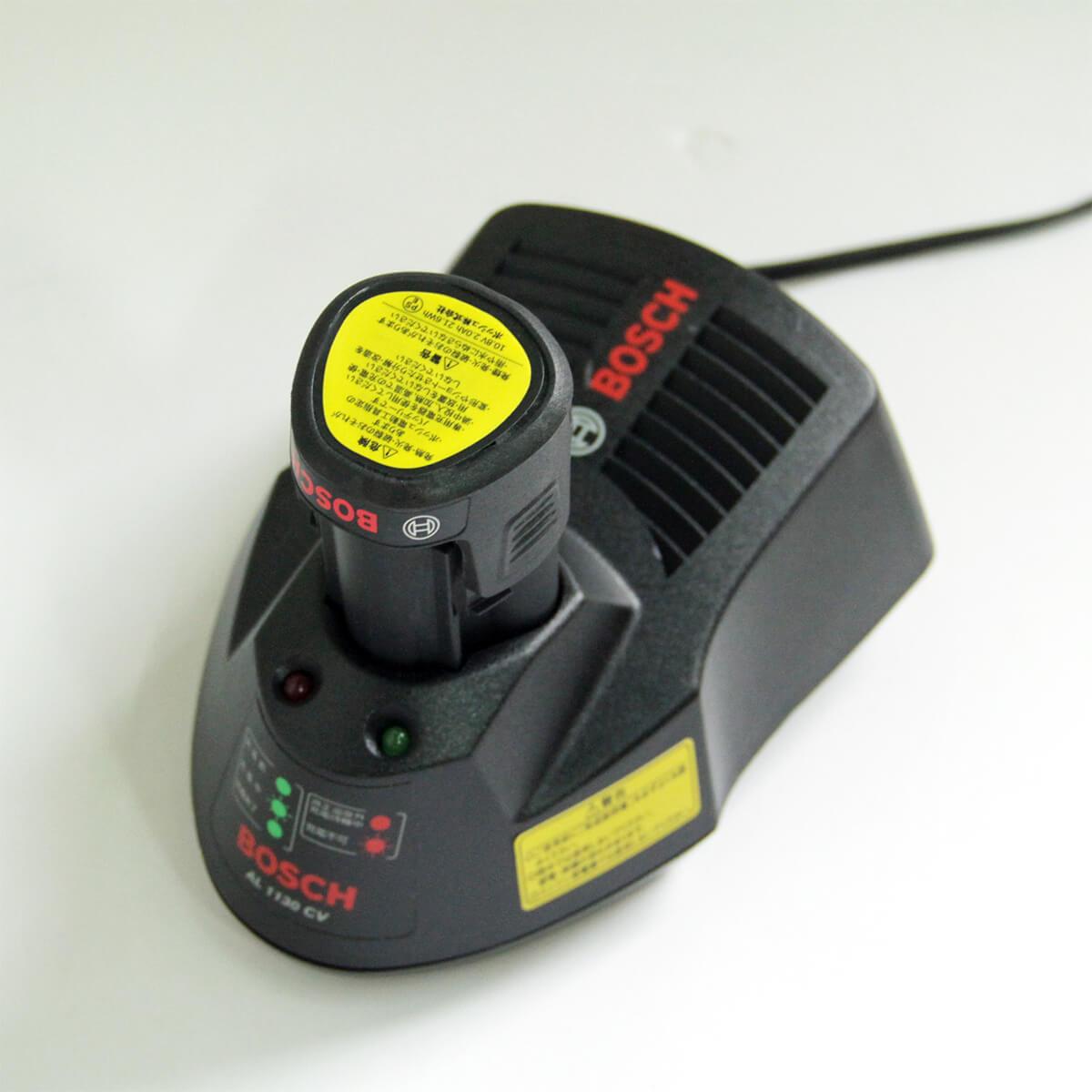 バッテリードリルドライバー 10.8V ボッシュBOSCH