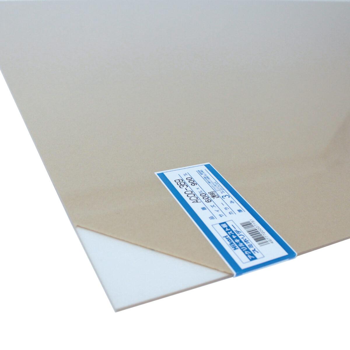 アクリルキャスト板 透明 3×600×900(mm)