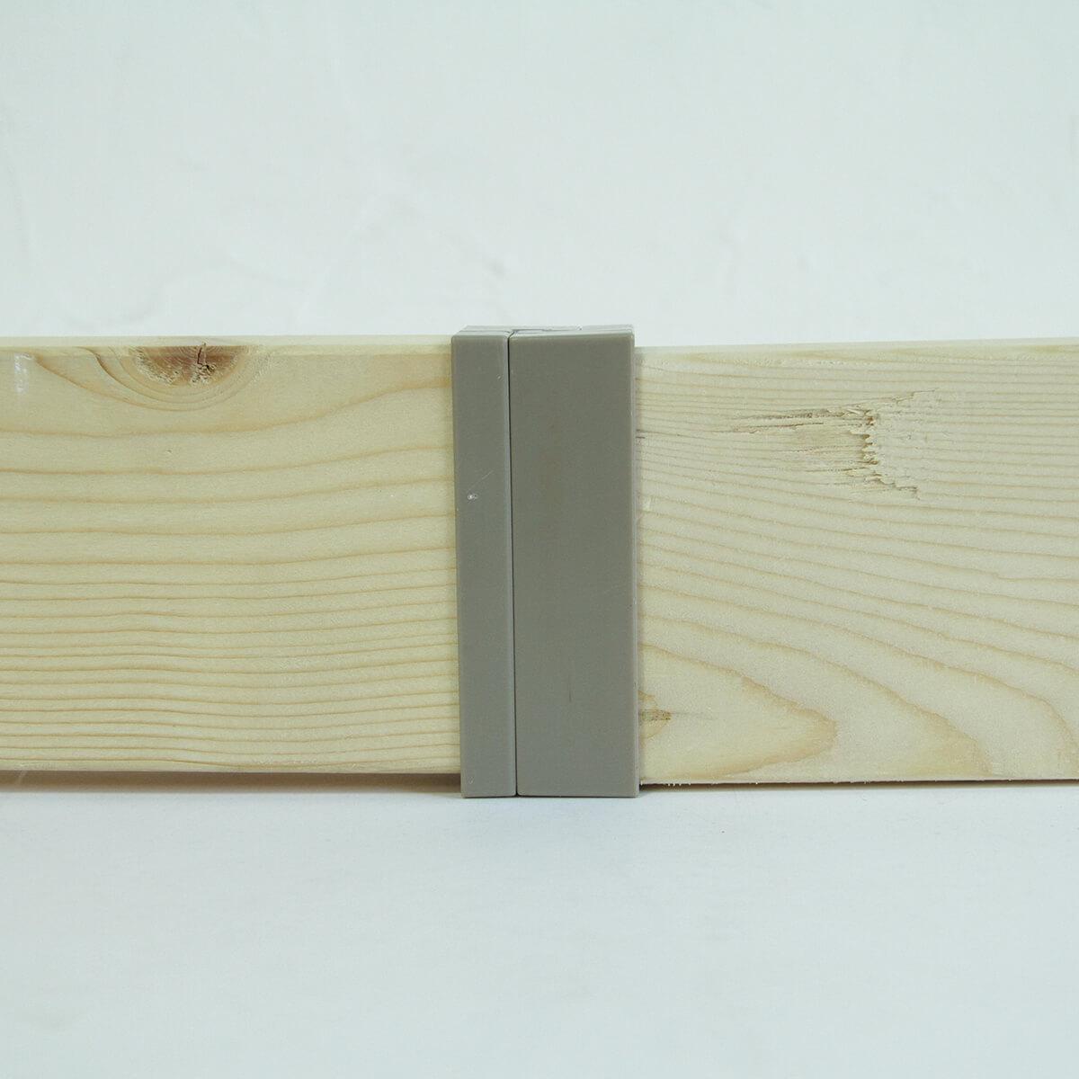ラブリコ 2×4材用ジョイント ナチュラルグレージュ