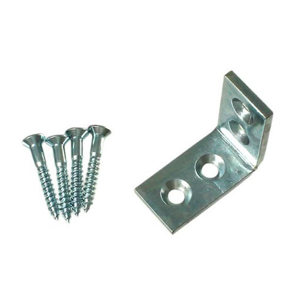 L字金具 ユニクロ 30×30×16(mm)