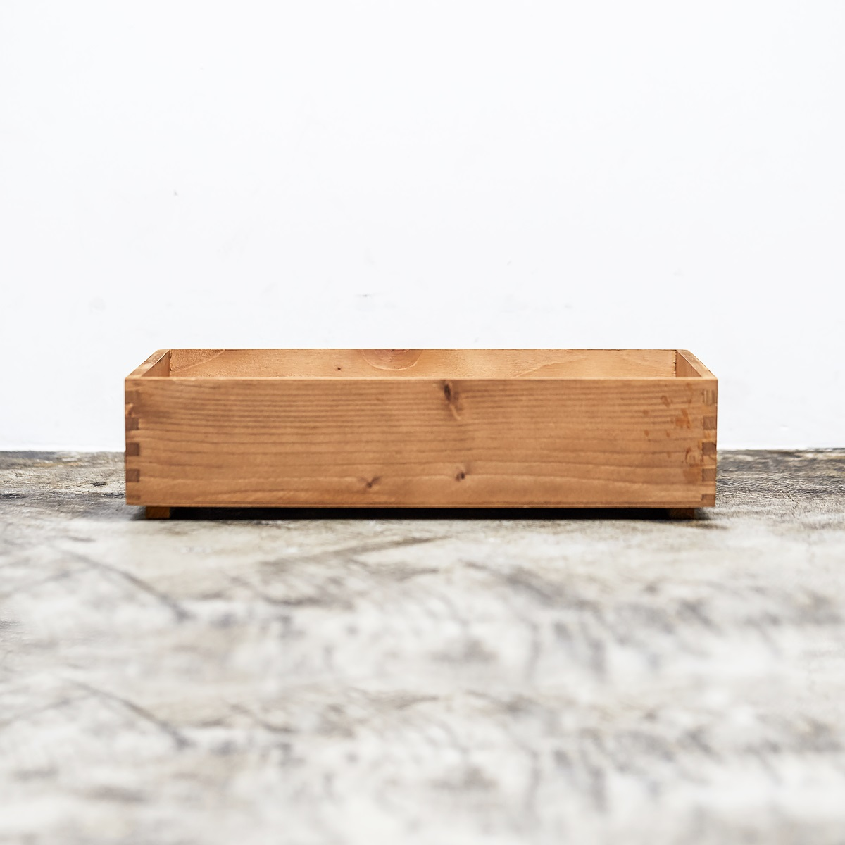 木箱 KIBAKO L 370x260x88(mm) 1個