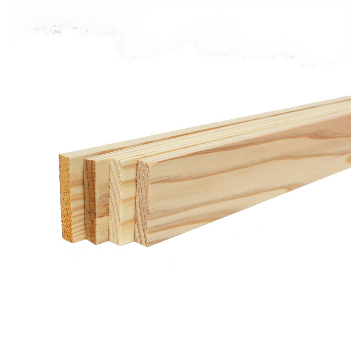 杉 仕上げ材 10x50x1000(mm)
