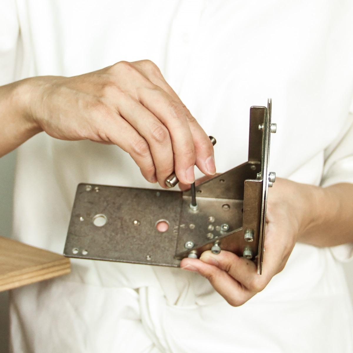 ソーガイド 鋸セット替刃式 補助ガイド付き  ゼットソー